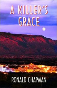 A Killer's Grace Book Cover